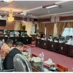 DPRD Kota Sungai Penuh Gelar Hearing Terkait Pilkada Serentak 2020