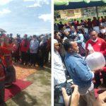 Ketua Umum PP GANTI Didampingi Tafyani Kasim dan Kadis Perikanan Provinsi Jambi Kunjungi Kerinci