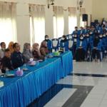 182 Mahasiswa STIA Sungai Penuh Mengikuti Pelepasan dan Pembekalan Kukerta